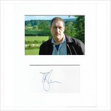 Andy Lane signed genuine signature autograph display AFTAL